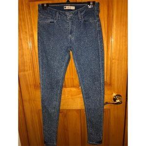 👖Levi's Printed Skinny Jeans